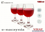 Kieliszki do Wina 150ml Krosno Vivat