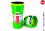 Kubek termiczny EMSA 360ml TRAVEL MUG FUN - zielony