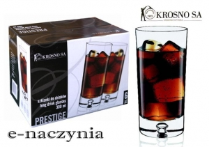 Szklanki long drink 300ml Saga Prestige