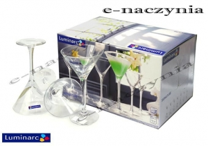 Kieliszki do martini 150ml SIGNATURE Luminarc (kpl. 6szt.)